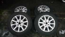 Porsche Sport Design 18'' alloys Great condition