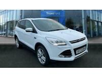 2014 Ford Kuga 2.0 TDCi Titanium X 5dr 2WD - TOP SPEC SUV WITH FULL LEATHER HEAT