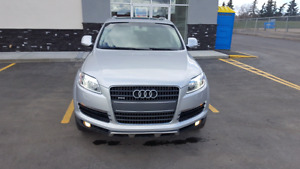 Audi Q7 2007 Low Milage