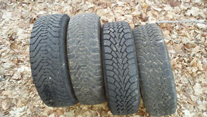 Goodyear Nordic and Steel Rims