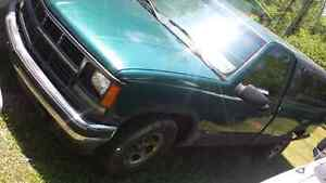 1996 CHEVY PICKUP FOR SALE OR TRADE