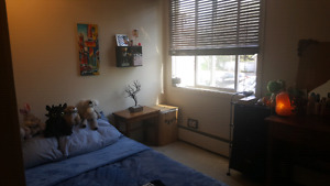 Room for rent close to U of R available June 1st or sooner.