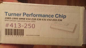 Turner Motorsports Performace Chip E36 325i 325is