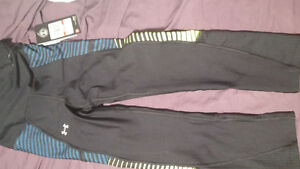 size xs under armour tights crops