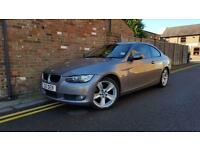 BMW 320D 2.0 SE Highline Coupe 2010 Grey Private Reg Included