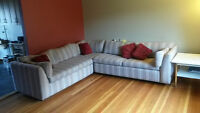 Sectional Sofa bed Couch