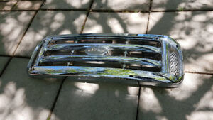 Ford Front Chrome Grill Shell FDG077NZ