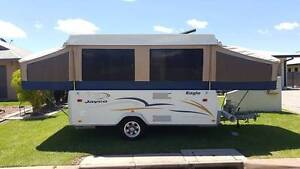 Jayco Eagle Camper Trailer Rosebery Palmerston Area Preview