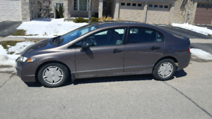 2010 HONDA CIVIC ONLY 87000KMS