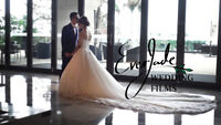 Wedding Film / Video Production: Live Same Day Edit Available
