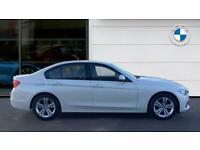 2017 BMW 3 Series 318i Sport 4dr Petrol Saloon Saloon Petrol Manual
