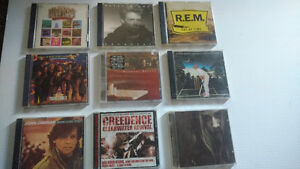 Different genres of CDS 0.50 cents each! Cambridge Kitchener Area image 1