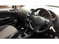 2013 Vauxhall Corsa 1.2 Limited Edition 3dr Manual Petrol Hatchback