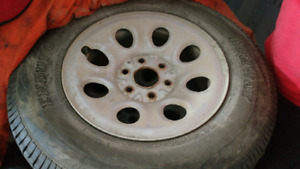 Chevy / GMC Rims and Tires