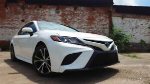 Camry 2018 - Lease Takeover