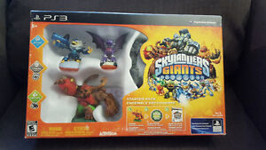 Skylanders Giants Starter Pack for PS3 (Brand New)