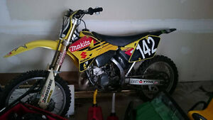 RM 125 Excellent Conditon! Hardly ever used!