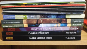 Warhammer imperial space marine models has c&c book lot to trade