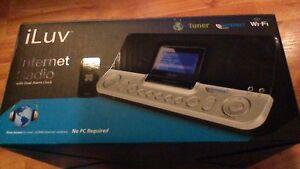 iLuv INTERNET RADIO NO PC REQUIRED, WIFI MODEL iNT170-01 Stratford Kitchener Area image 2
