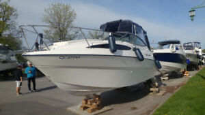 Bayliner 245SB 2006 en excellente conditions avec bcp d'extras