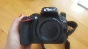 Appareil photo Nikon D5100 + objectif 18-55 mm