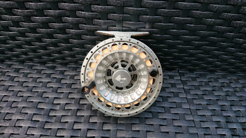 Snowbee Spectre 7//8 3 Spools Cassette Fly Reel