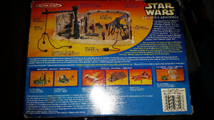 Star Wars Pod racer Hangar Bay brand new in box only $19........ London Ontario image 2