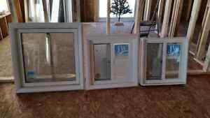 New windows for sale