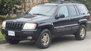 1999 Jeep Grand Cherokee Black Other