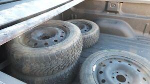 Tires & Rims 215-60-16