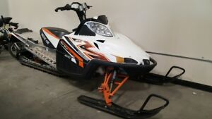 2011 Arctic Cat M8 Turbo - $43 Bi-Weekly!