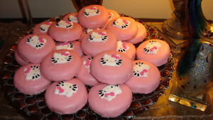gateaux pour vos mariages/homemade cookies for your weddings West Island Greater Montréal image 1