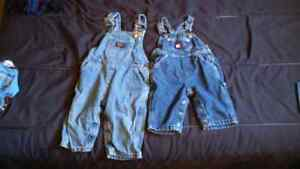 Baby boy clothes sizes vary newborn - 3 Kingston Kingston Area image 7