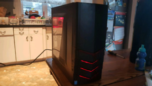 Custom built gaming pc with i5 and gtx 1050ti