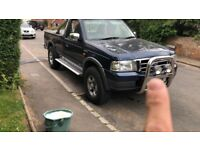 Ford ranger 2003 single cab