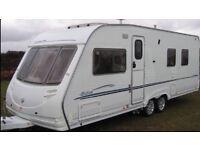 2004 Sterling Eccles elite explorer motor movers alarm awning / caravan tourer