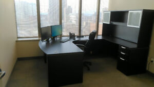 Furnished Downtown Hamilton Office Spaces Available
