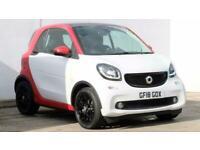 2018 smart fortwo coupe 1.0 Prime Sport Premium Plus 2dr Auto Small petrol Autom