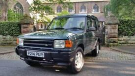RARE 1997 Land Rover Discovery 1 300 2.5 TDI AUTO GENUINE 51700 MILES ONLY