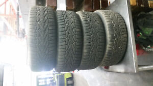 Nokian Hakkapeliitta 7  on mags 5x112 for vw audi