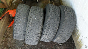 225/70r16 studded winter tires