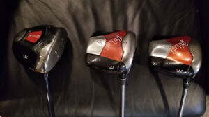 Callaway FT-i  & FT-5 9° & 10° Draw Golf Drivers Regular Flex