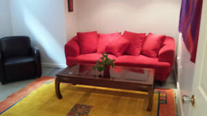 BEDROOM & SITTING ROOM in Lovely House at Yonge and Eglinton