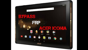 Google-Account-Lock-Removal-FRP-  ACER  ICONIA  TAB