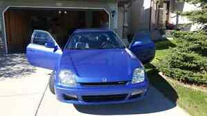 Honda prelude with low kms