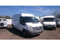 Ford Transit 2.4TDCi Duratorq ( 115PS ) 350L 2007 350 LWB, MOT 18.4.17.1 of 4