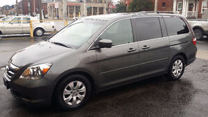 2007 Honda Odyssey EX 8 passenger in mint condition only 147,615