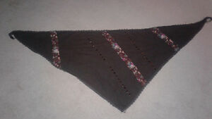 2 nice triangle scarves