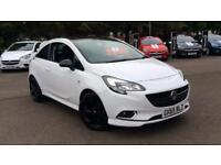 2015 Vauxhall Corsa 1.4 Limited Edition 3dr Manual Petrol Hatchback