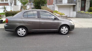 2004 Toyota Echo Air climatise  1100 $